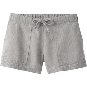 Prana Milango Shorts Damen pebble grey